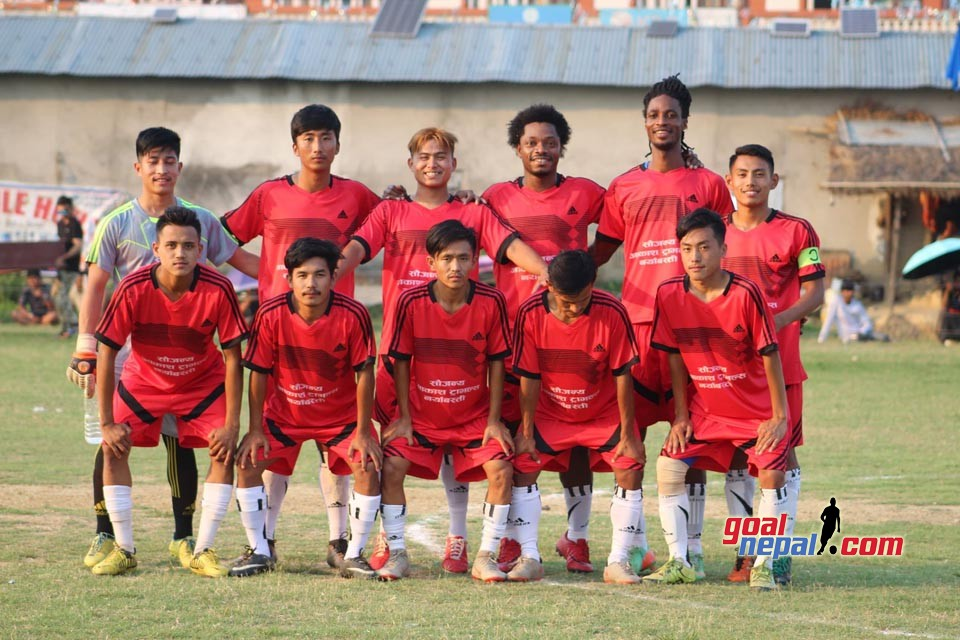 Chitwan: Star Sports, Nayabasti FC Enter QFs Of Madi Gold Cup