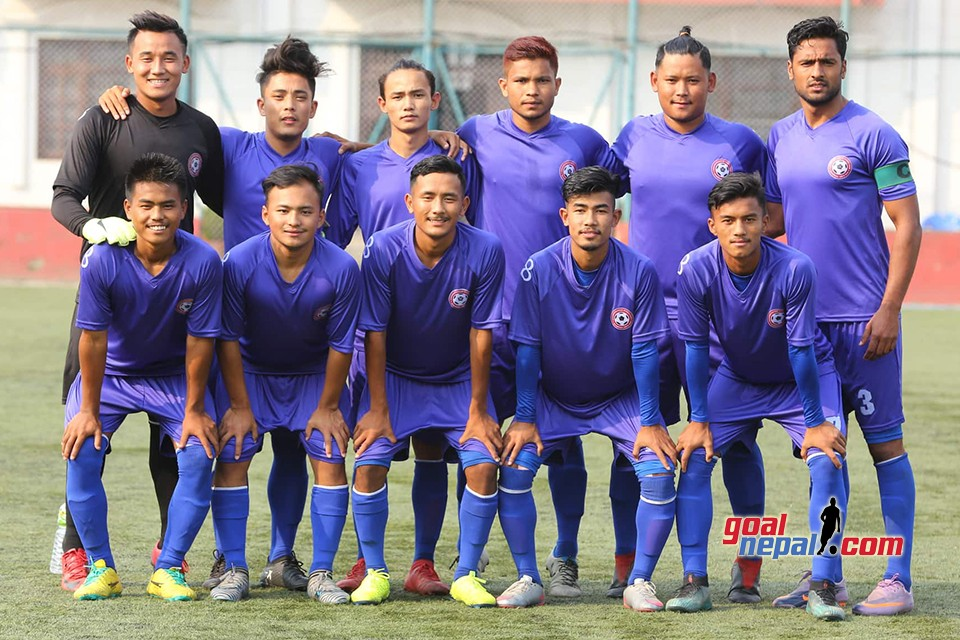 C Division League Qualifiers: Saraswotinagar Vs Pancha Kumari Youth Club