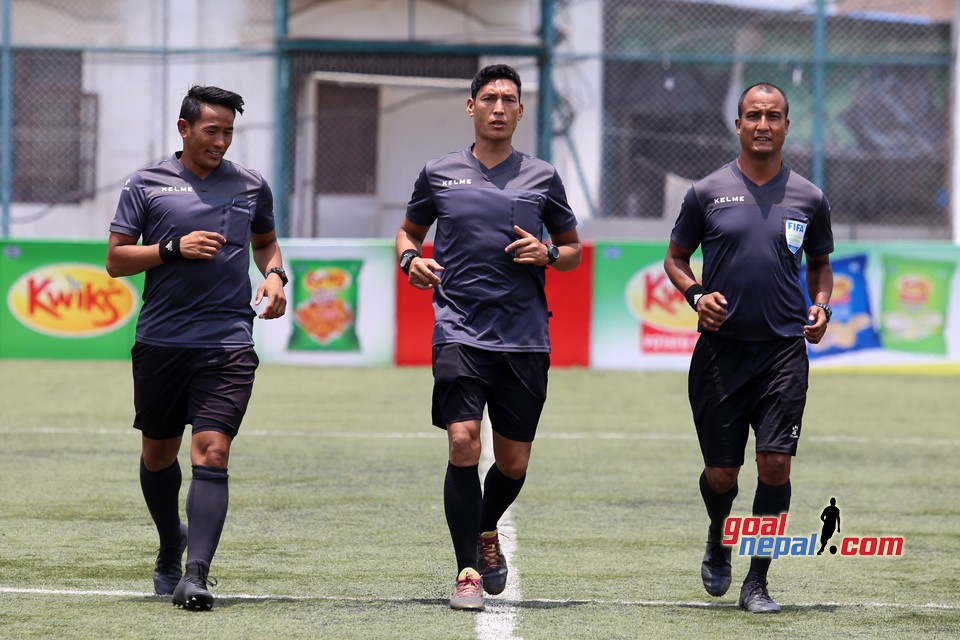 Lalit Memorial U18 Football Tournament: Armed Police Force Vs Three Star Club