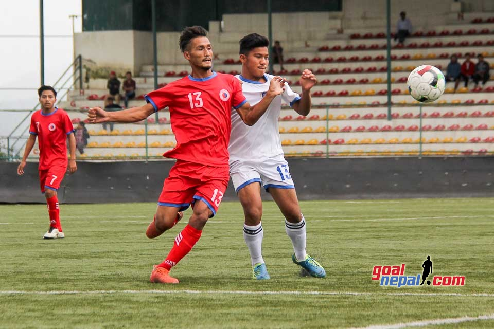 Lalit Memorial U18 Football Tournament   Friends Club vs Three Star Club  