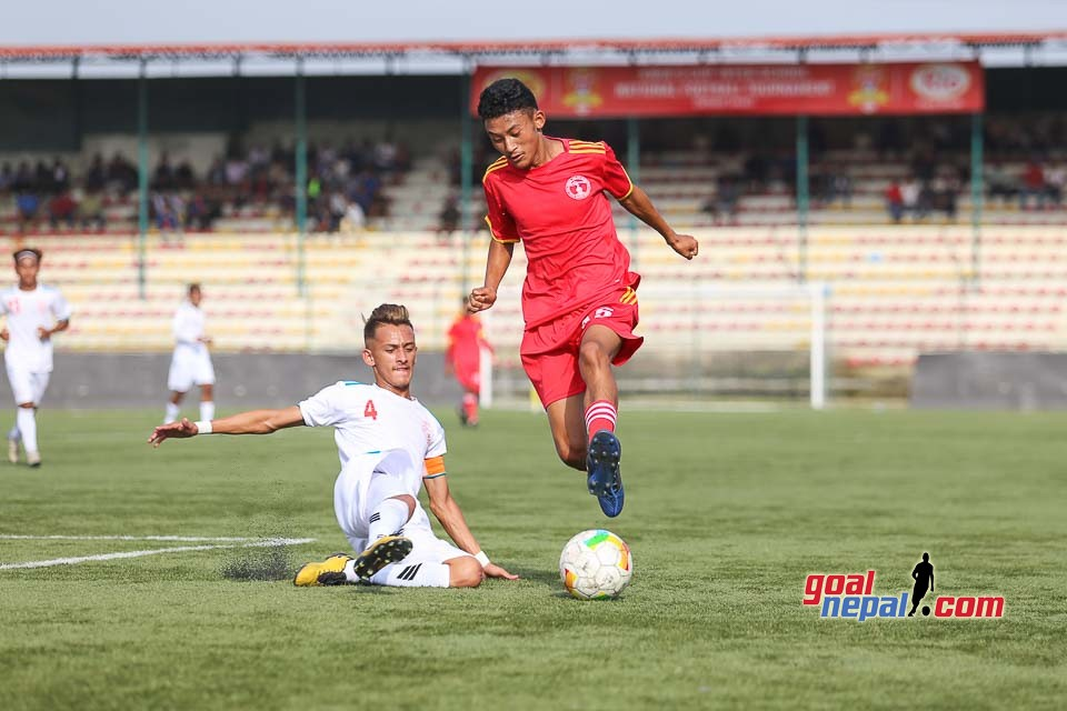 Lalit Memorial U18 Football Tournament | Nepal Police Club vs Machhindra FC |