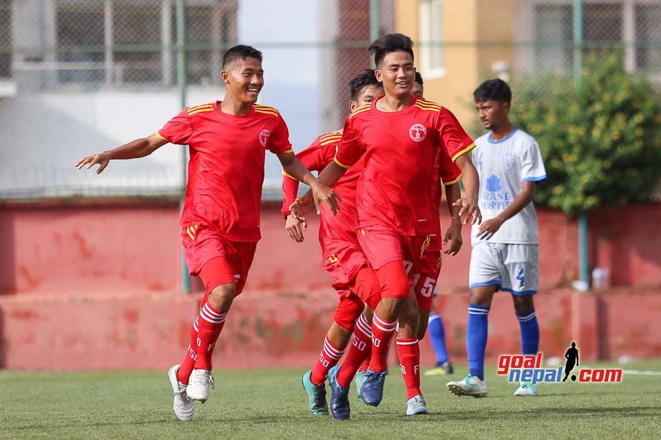 Lalit Memorial U18 Football Tournament | Jawalakhel Youth Club vs Nepal Police Club |