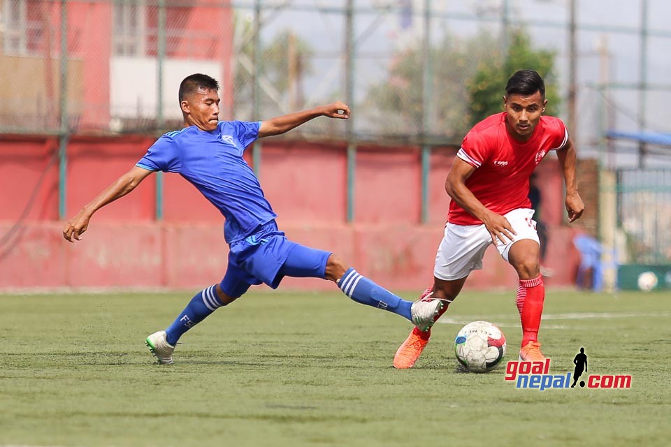 Lalit Memorial U18 Football Tournament | Brigade Boys Club vs Nepal Police Club |