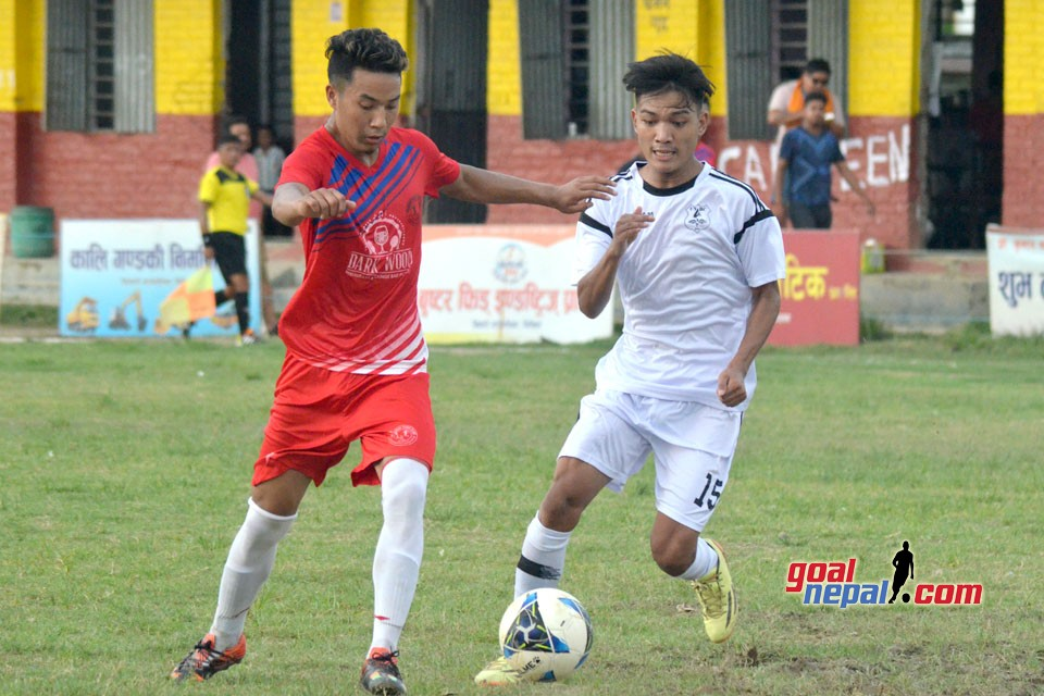 19th Lisnu Cup : Pharsatikar FC Vs UNBC Academy Photos