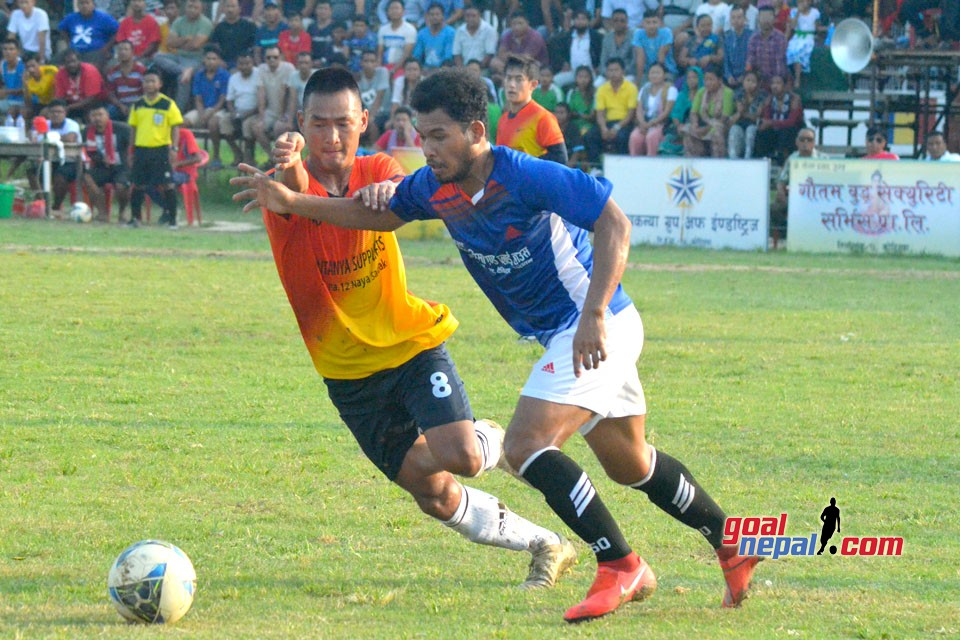 19th Lisnu Cup : Waling United Vs Zoo FC (Photos)