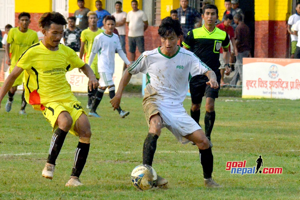 19th Lisnu Cup : Fulbari Guys Vs Deshbhakta Yuwa Club (Photos)