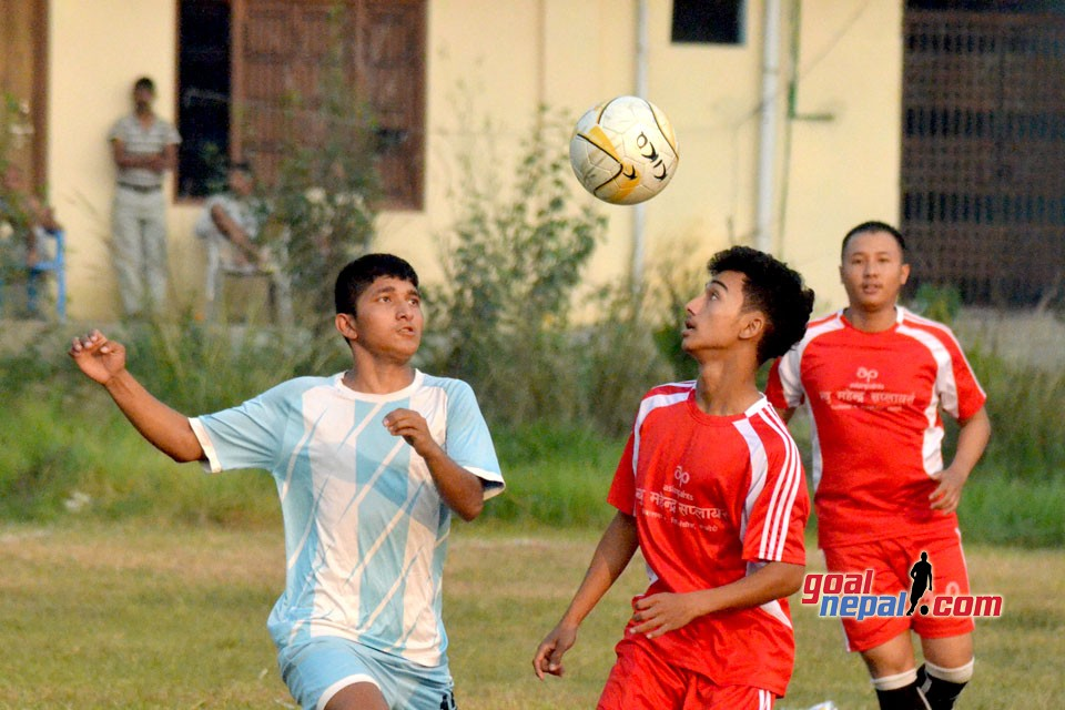 3rd NYC Cup : Smriti Sports Club Vs BNC FC (Photos)