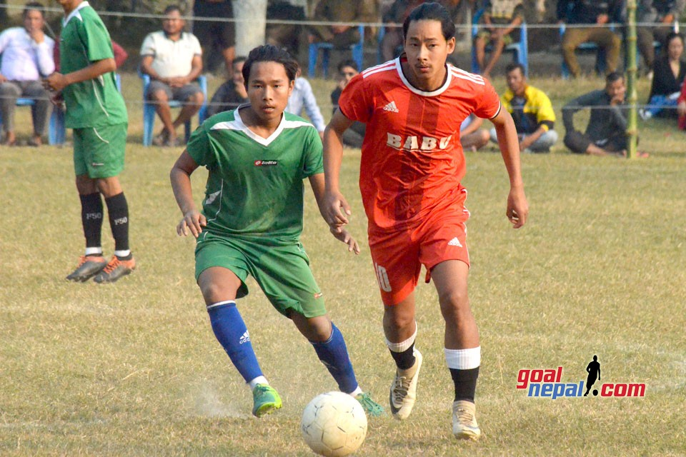 3rd Sanjiwani Cup : New Everest Yuwa Club Vs Sanjiwani Yuwa Club (Photos)