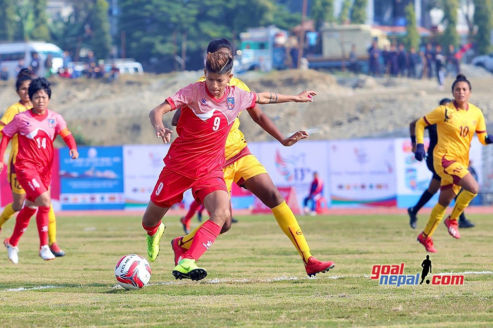 13th SA Games 2019: Nepal Vs Sri Lanka