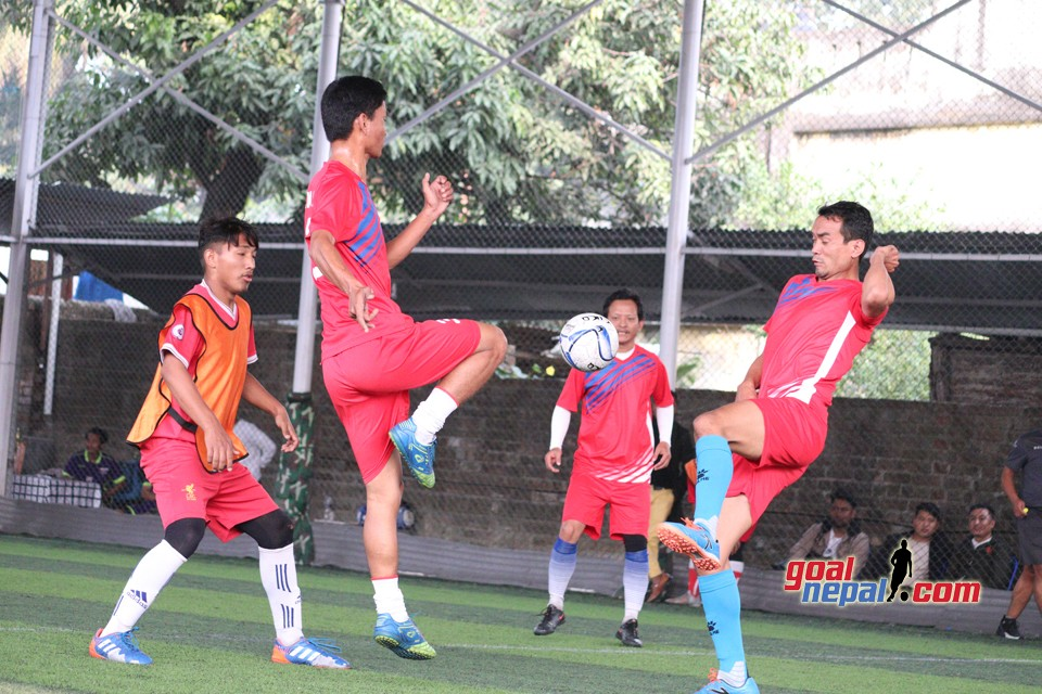 Sunsari: Late Umesh Shrestha Memorial Futsal Tournament