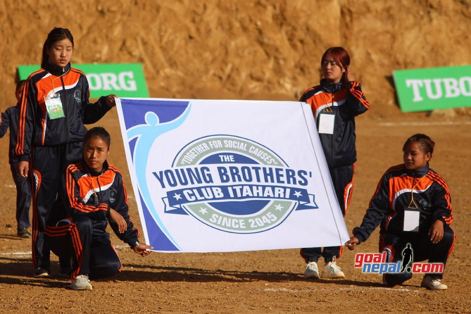 2nd Bhagiman Singh Memorial Cup: The Young Brothers FC Enters SFs
