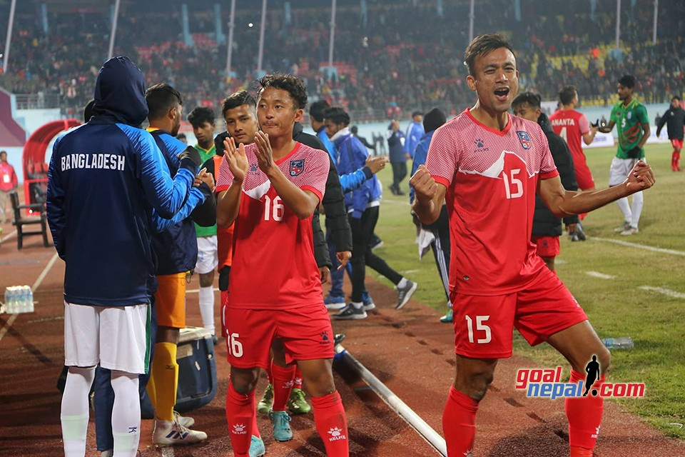 13th SA Games 2019: Nepal Vs Bangladesh