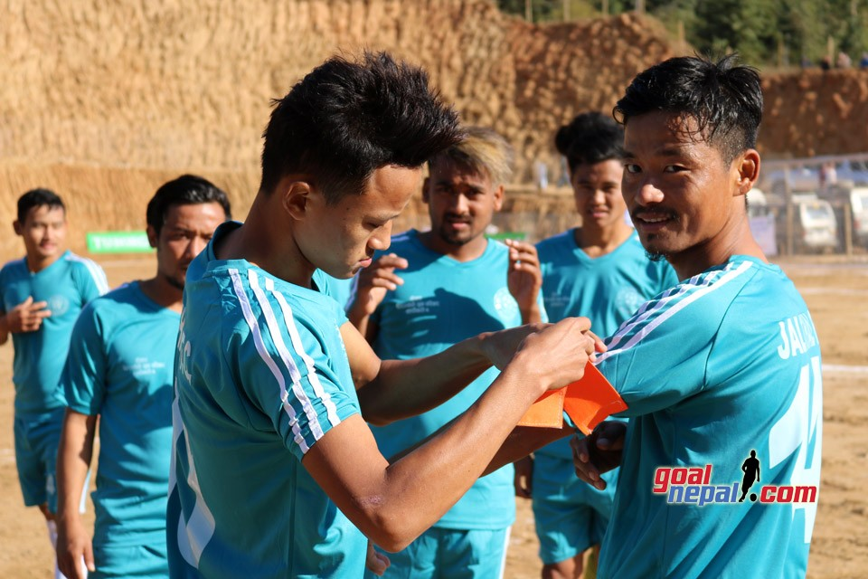 Jalthal FC, Jhapa Enters SFs Of 2nd Bhagiman Singh Memorial Cup
