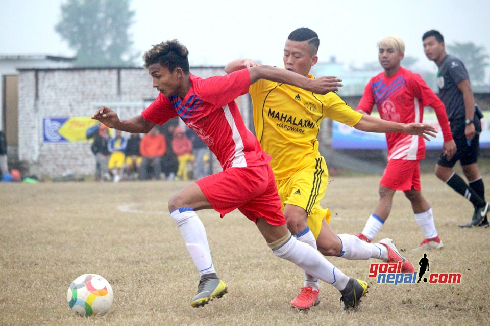 7th Pharsatikar Cup Final : Pharsatikar YC vs Bhairav FC