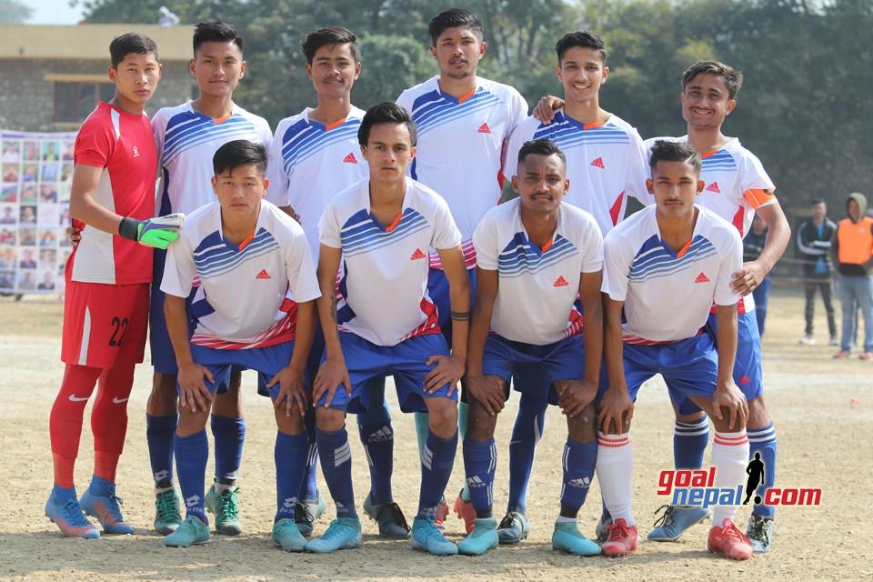 Nawa Cup 2076: Ananta Club Beats Nawa Yuwa Club