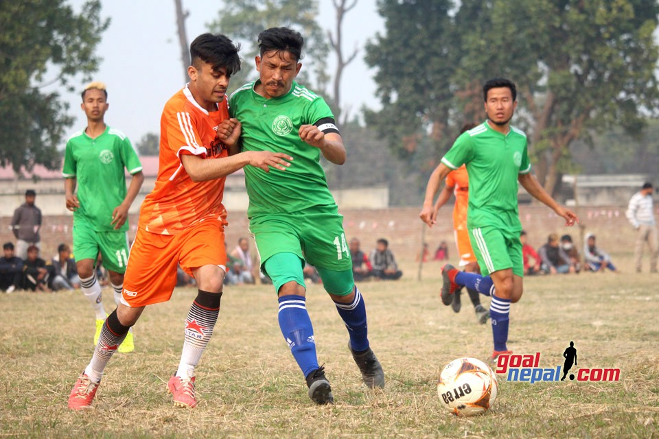 11th Himalayan Goldcup : Bishwa Shanti YC Vs Bangang Welfare Society