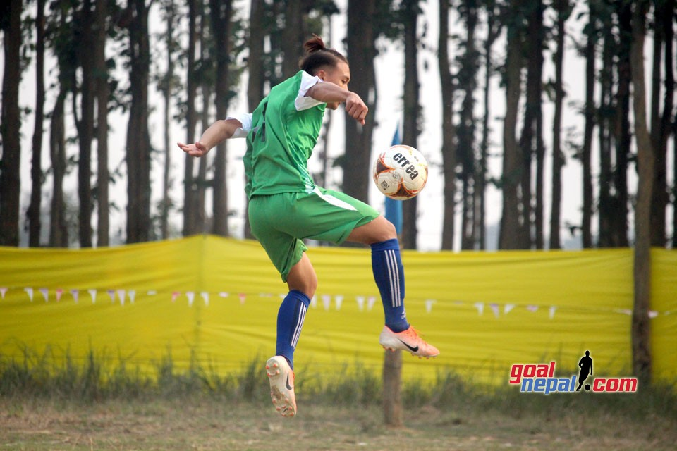 11th Himalayan Cup : Scholar's Home Academy Vs Pharsatikar YC