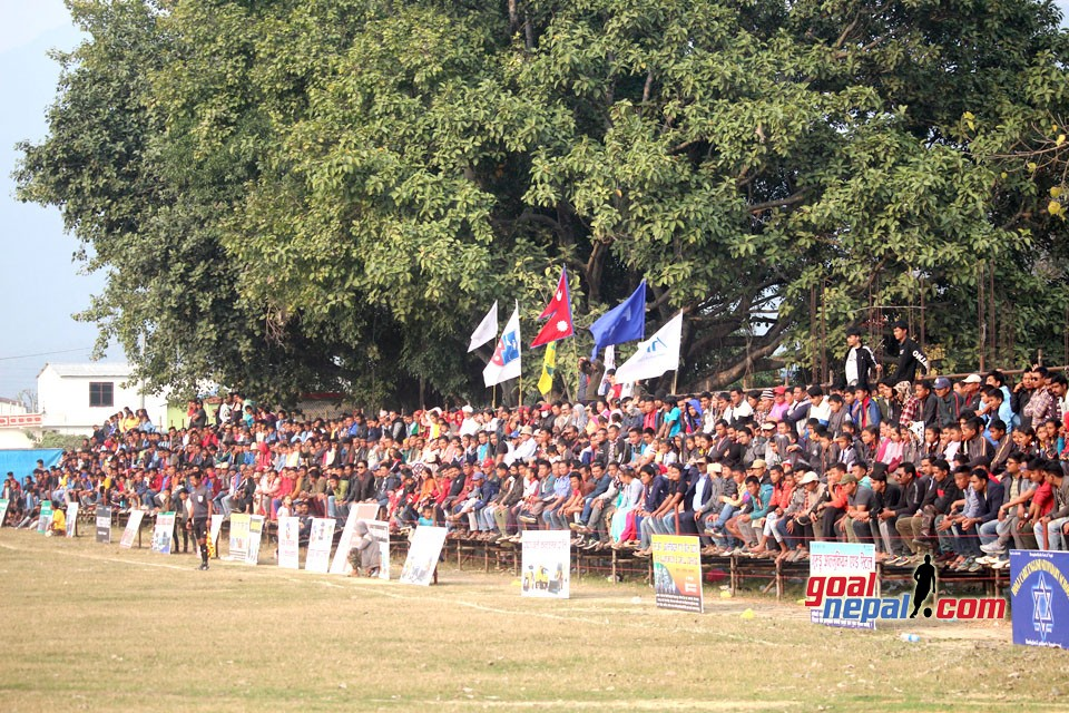 5th Suryanagar Goldcup Final: Bagmati YC Vs Nawalparasi XI