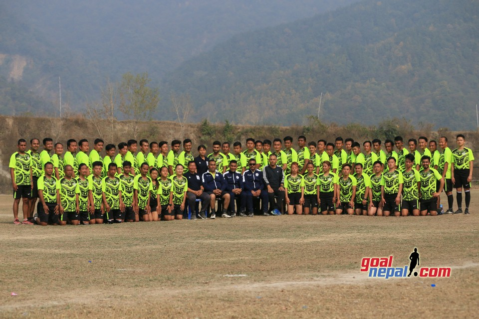 Sunsari: Province 1 Referee Course