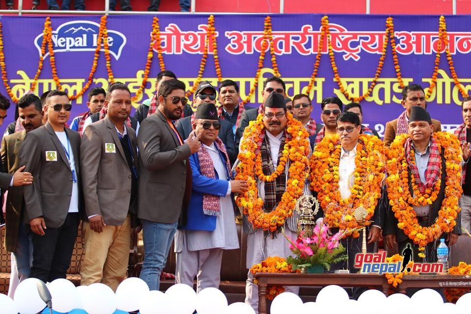 Nepal Ice 4th Farwest Khaptad Gold Cup: Kanchanjunga FC Vs Bagmati Yuwa Club
