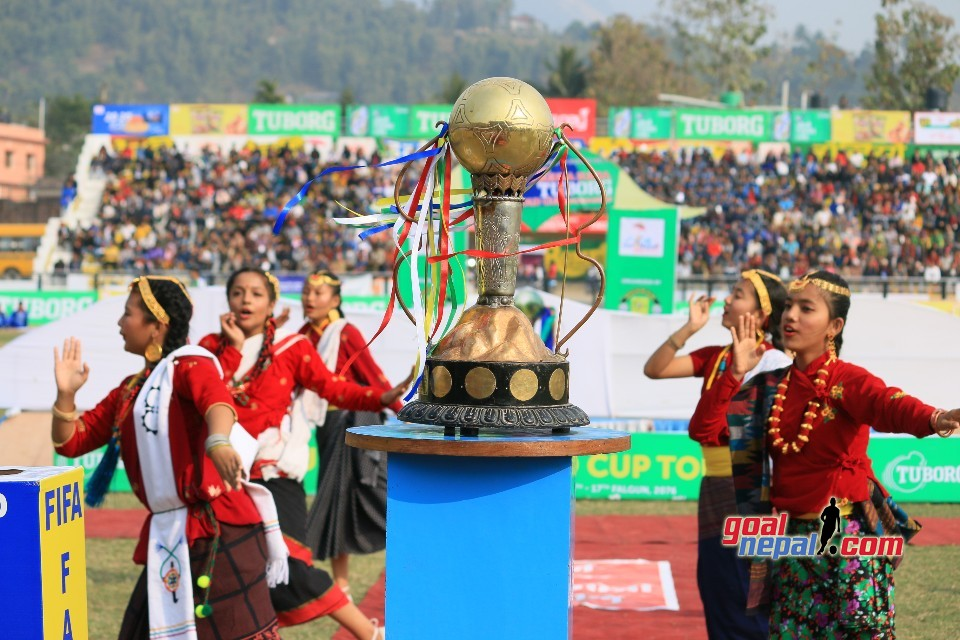 22nd Budha Subba Tuborg Goldcup: DFC vs UK FC India