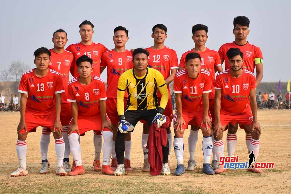 3rd Golbazar Mayor Goldcup 2076 | Church Boys United vs Jalthal FC, Jhapa |