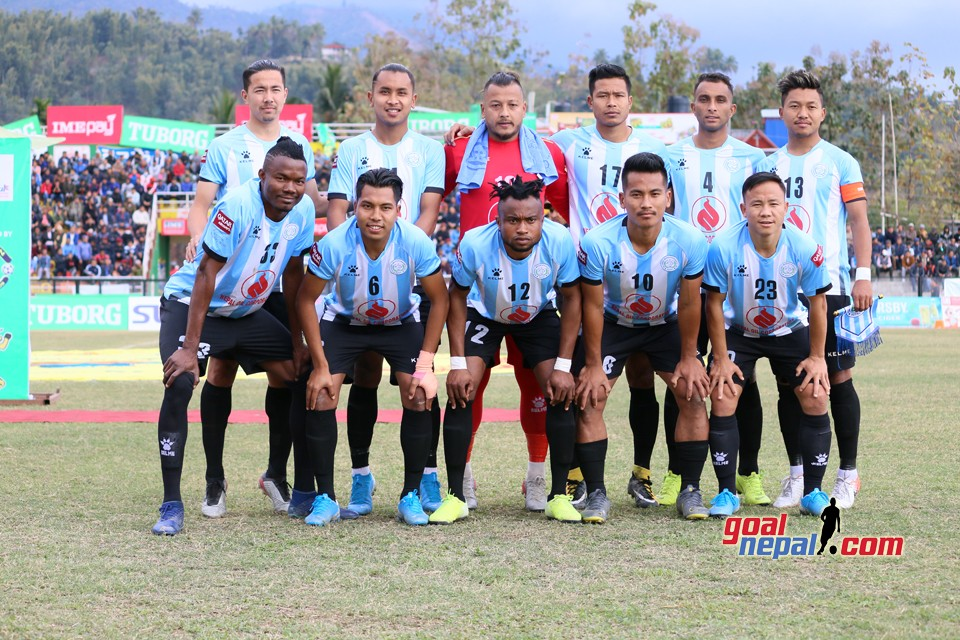 22nd Budha Subba Tuborg Gold Cup: NOC MMC vs UKFC, India