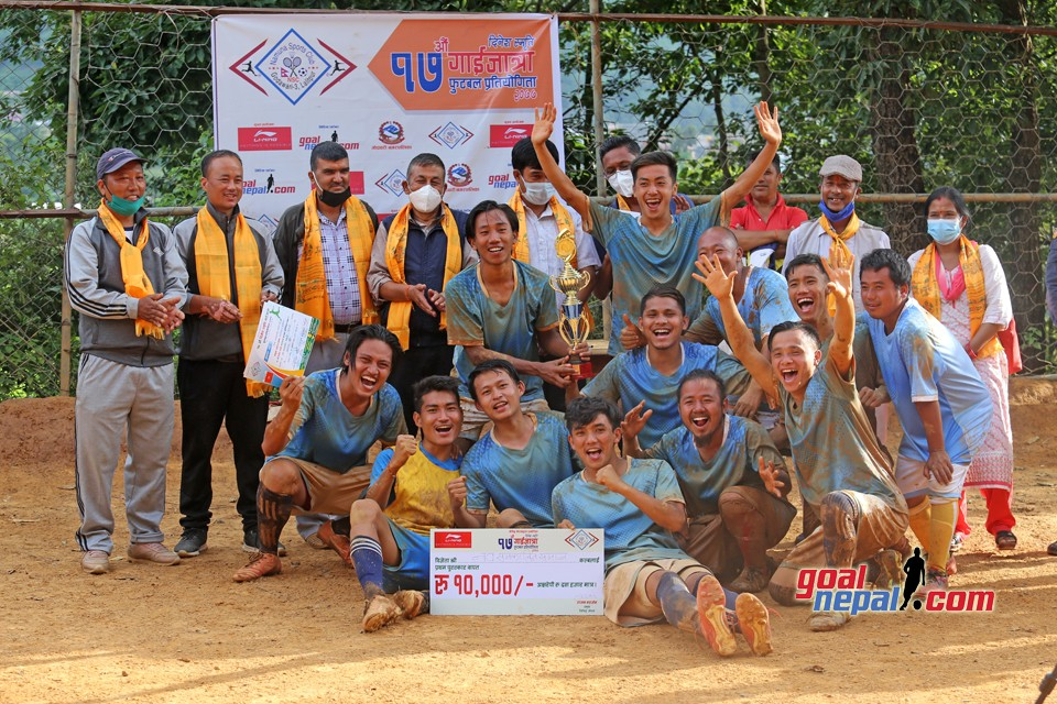17th Dinesh Memorial Gaijatra Cup Closing