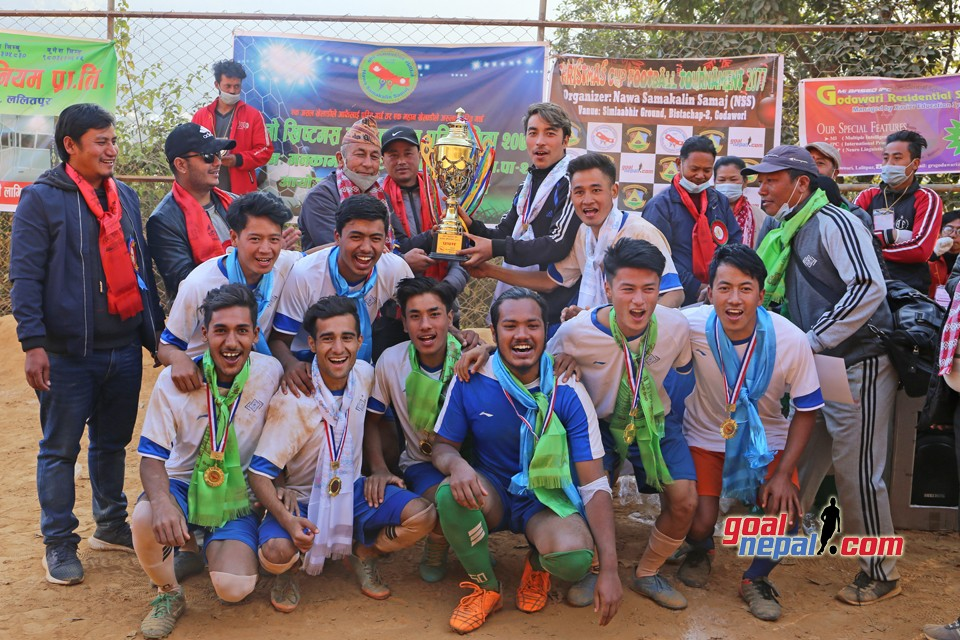 1st Christmas Cup 2077- Closing Ceremony