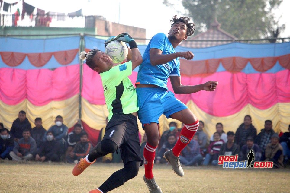 Fulbari Guys Wins The Title Of 8th Pharsatikar Cup