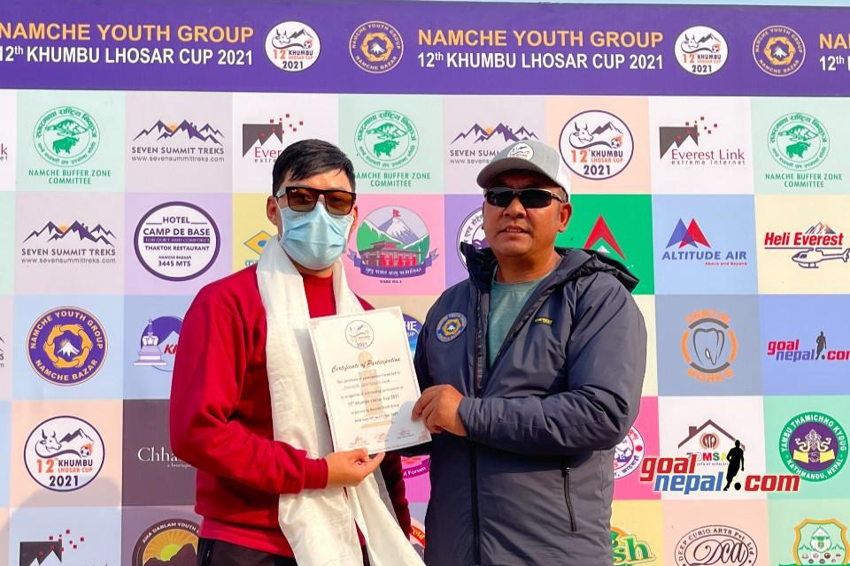 Khumbu Lohsar Cup 2021