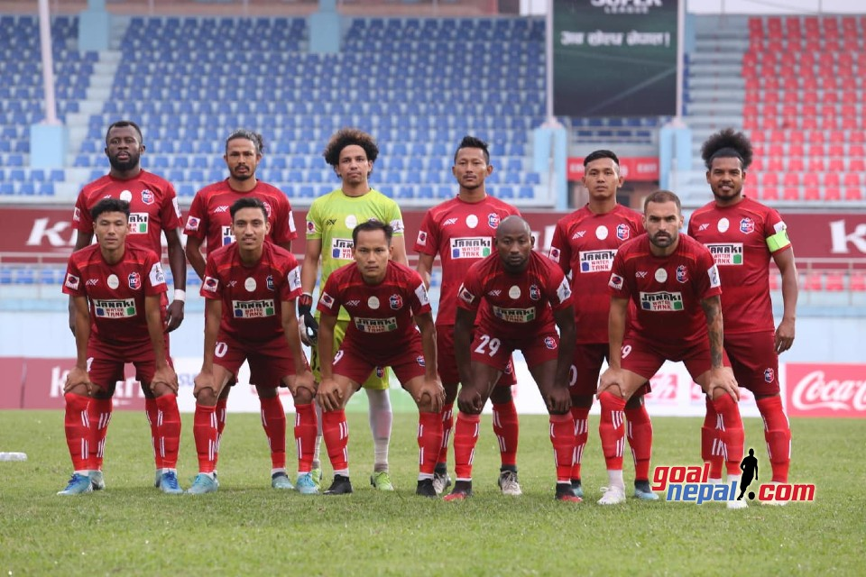 Nepal Super League: FC Chitwan Vs Biratnagar City FC