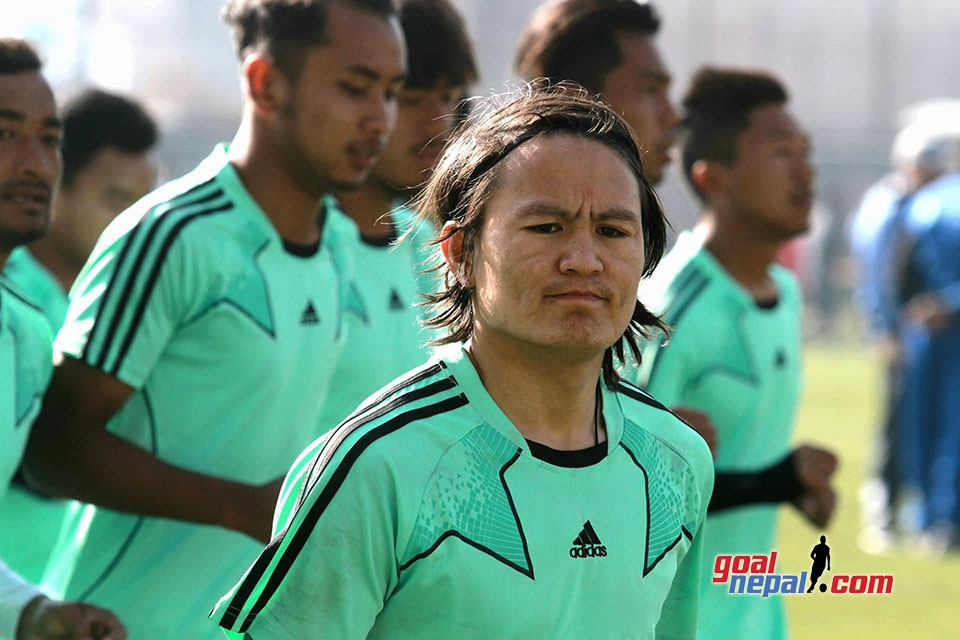 Jagjeet Shrestha: ANFA President Narendra Shrestha Asked Me To Come Nepal