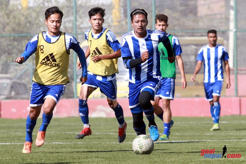 Nepal Vs Philippines On November 14 At ANFA Complex