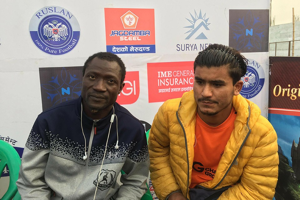 Far West XI Skipper Chetan Tharu: We Are Very Happy With Our Performance Against Three Star