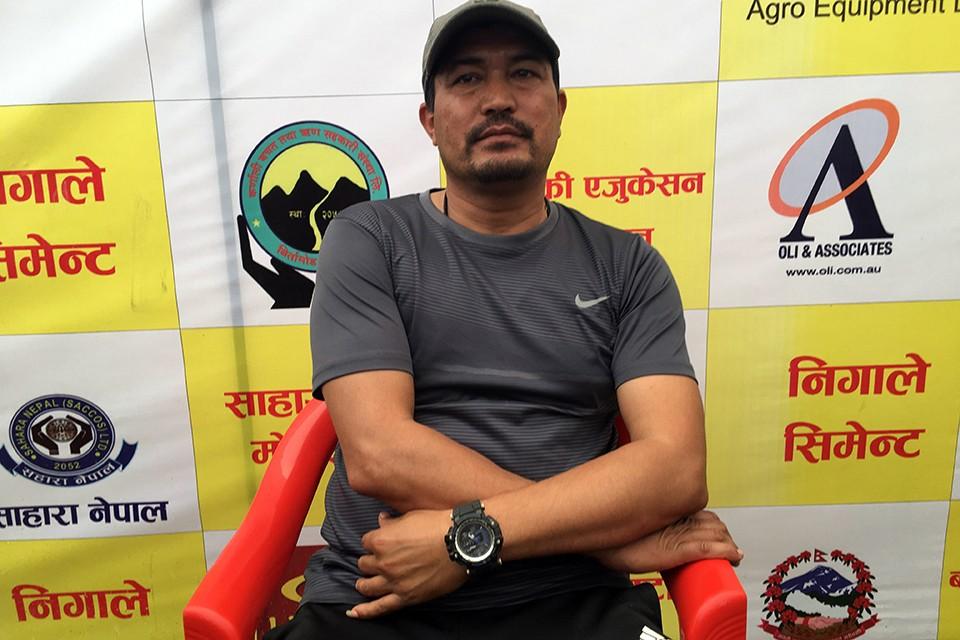Ruslan TSC Coach Meghraj KC Speaks After 1-0 Win Over Nepal APF