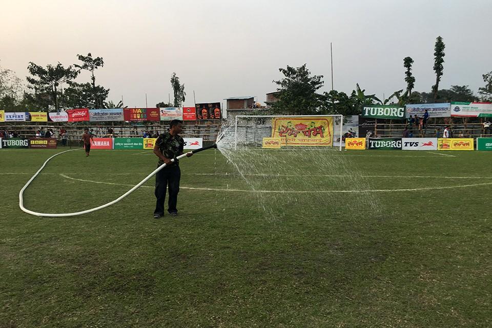 Green Lush Domalal Rajbanshi Ground