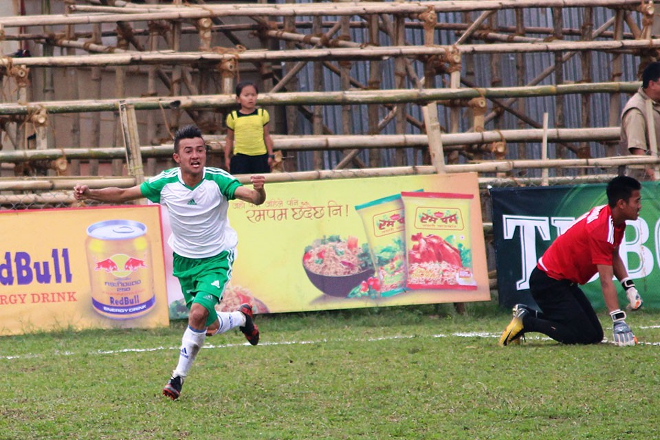 4th Mai Valley Gold Cup: Mai Valley FC Vs Kaski XI - MATCH HIGHLIGHTS