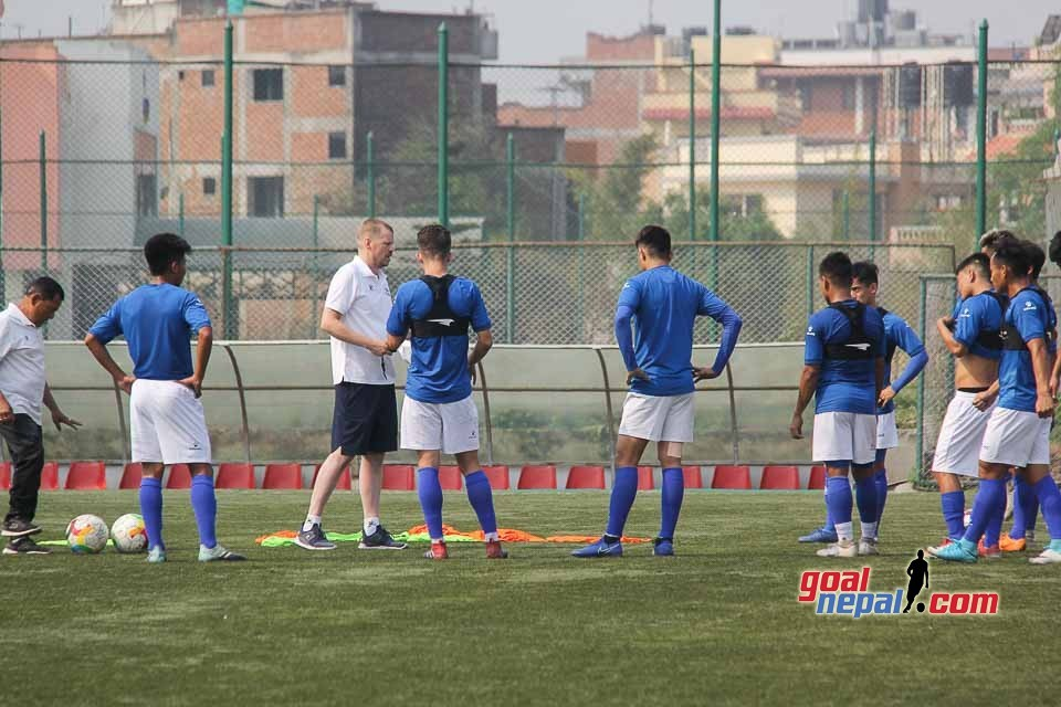 Nepal Getting Ready For Two Friendly Matches