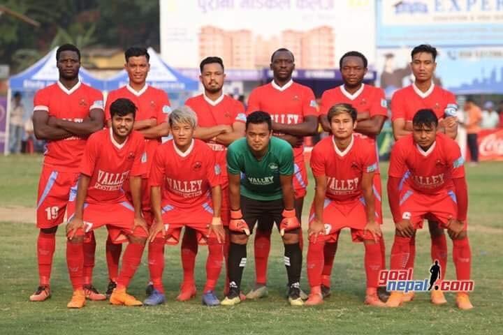 Chyasal Youth Club Vs MMC - MATCH HIGHLIGHTS