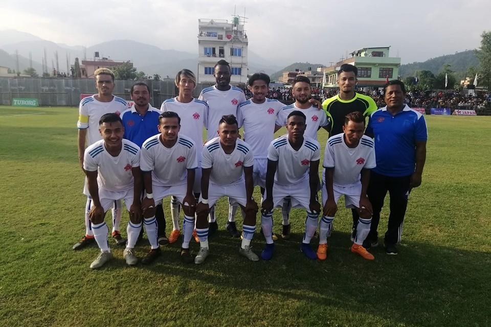 Nuwakot XI Wins Title Of 2nd Nuwakot Gold Cup