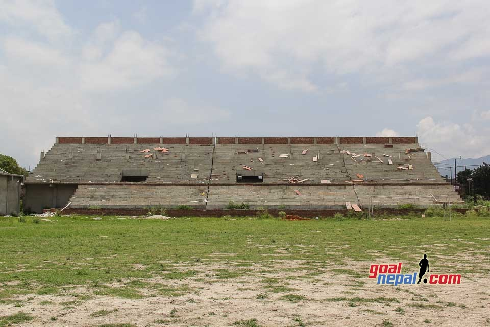 Latest Update From Chyasal Under Construction Stadium