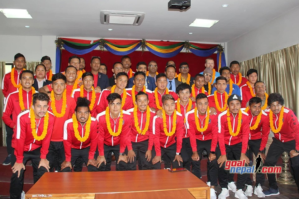 ANFA Bids Farewell To National Team