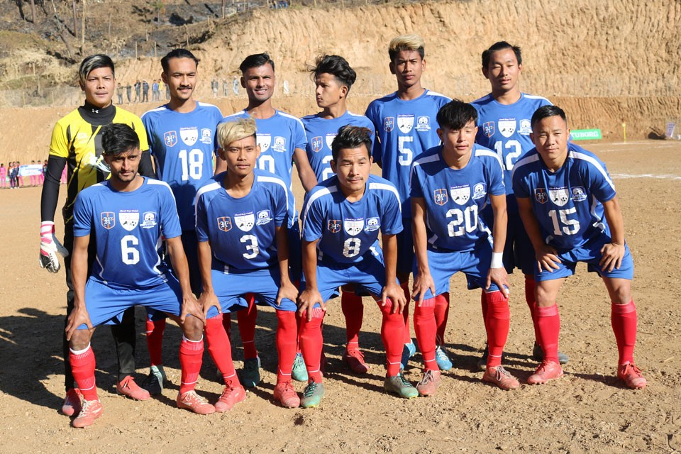 2nd Bhagiman Singh Memorial Cup: Church Boys Enter SFs