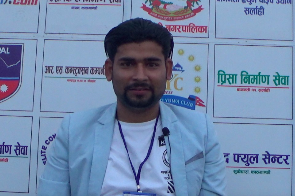 Bagmati Youth Club Sarlahi Plans To Play A Division League In Five Years