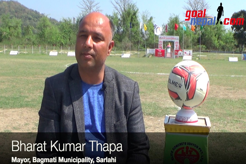 Sarlahi: Interview With Bagmati Mayor Bharat Thapa
